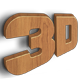 3D Generator : Wood - GraphicRiver Item for Sale