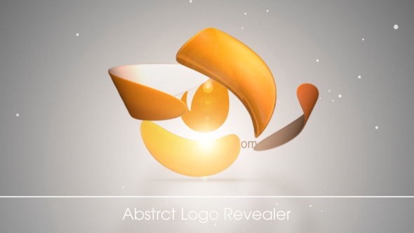 Abstract Logo Revealer