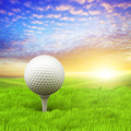 Evening golf - PhotoDune Item for Sale