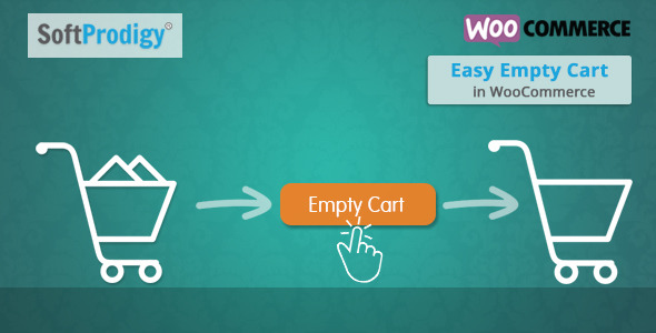 Easy Empty Cart in WooCommerce