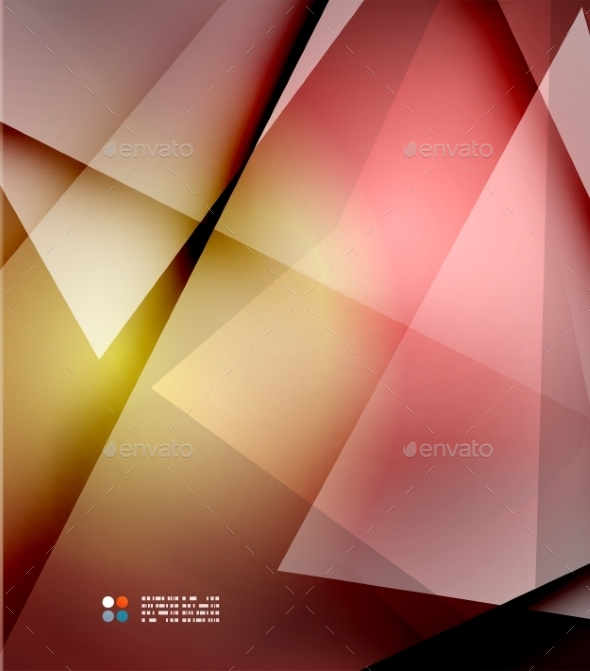 GraphicRiver Abstract Lines Background 9004710