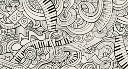 Doodles Patterns