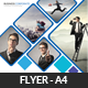 Corporate Business Flyer Psd Template - GraphicRiver Item for Sale