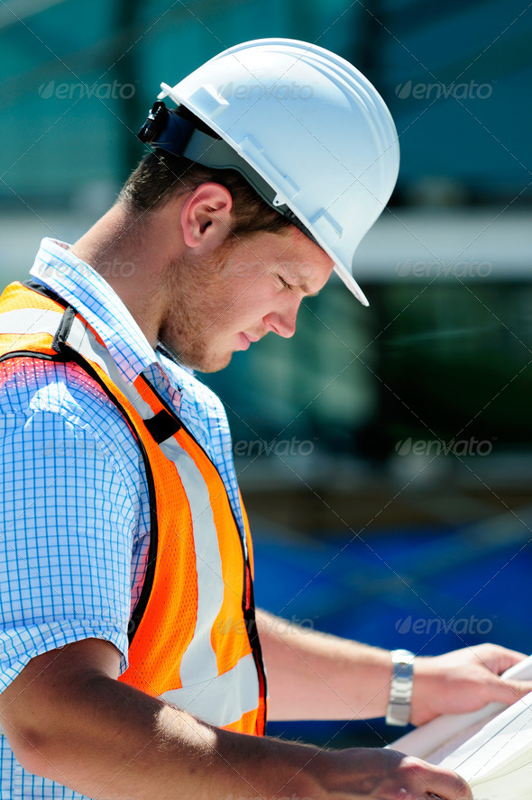 Civil Engineer - Stock Photo - Images