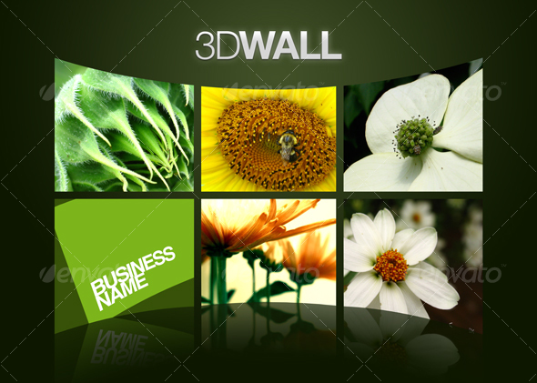 GraphicRiver 3D Wall 37793