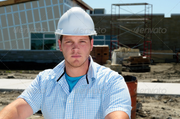Site Forman - Stock Photo - Images