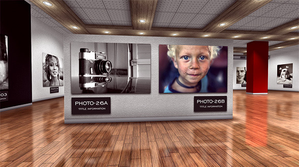 Photo Art Gallery 3D
