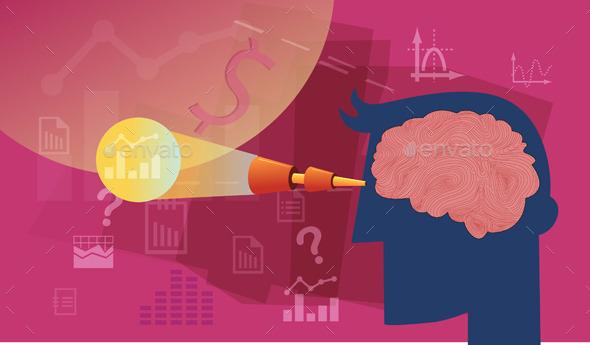 GraphicRiver Business Vision Illustration Illustration 9005620