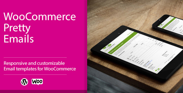 CodeCanyon WooCommerce Pretty Emails 9005845