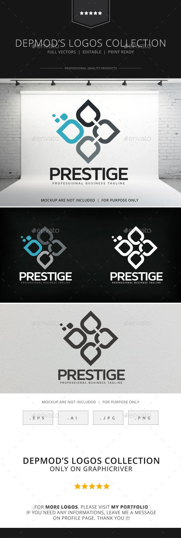 GraphicRiver Prestige Logo 9006334