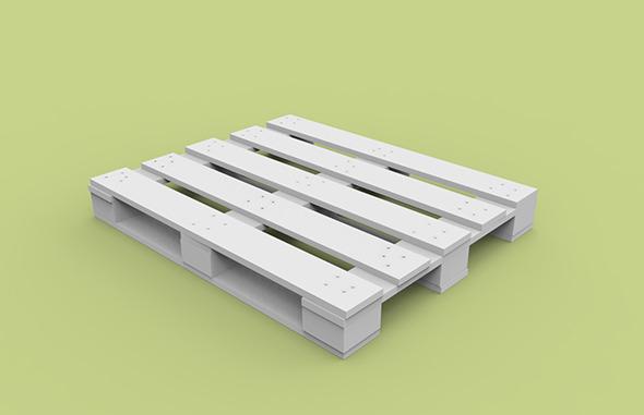Pallet - 3DOcean Item for Sale