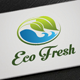 Eco Fresh logo - GraphicRiver Item for Sale