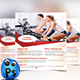 Fitness Flyer Print Templates - GraphicRiver Item for Sale