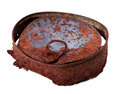 Old rusty tin can - PhotoDune Item for Sale
