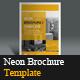 Minion Brochure Templates - GraphicRiver Item for Sale
