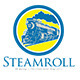 Steam Roll Shipping and Logistics Logo - GraphicRiver Item for Sale