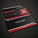 Corporate Business Card Template No. 2 - GraphicRiver Item for Sale