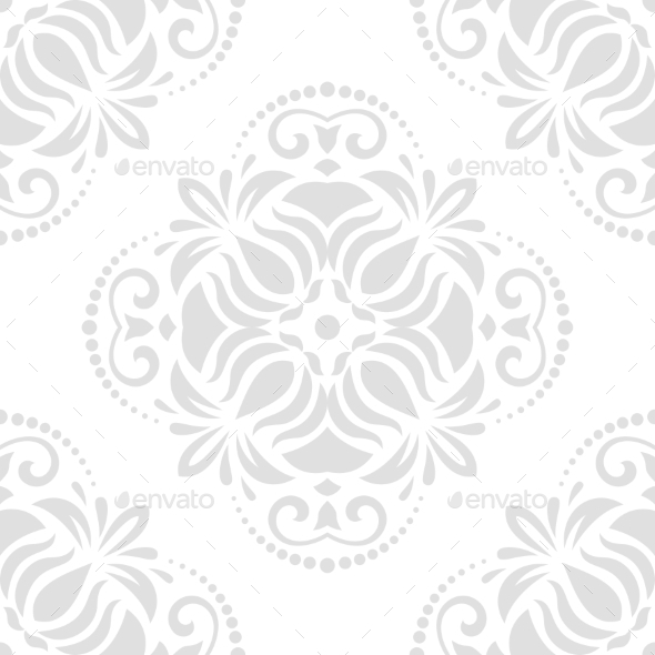 GraphicRiver Orient Seamless Vector Pattern 9009559