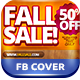 Fall Sale FB Cover - GraphicRiver Item for Sale