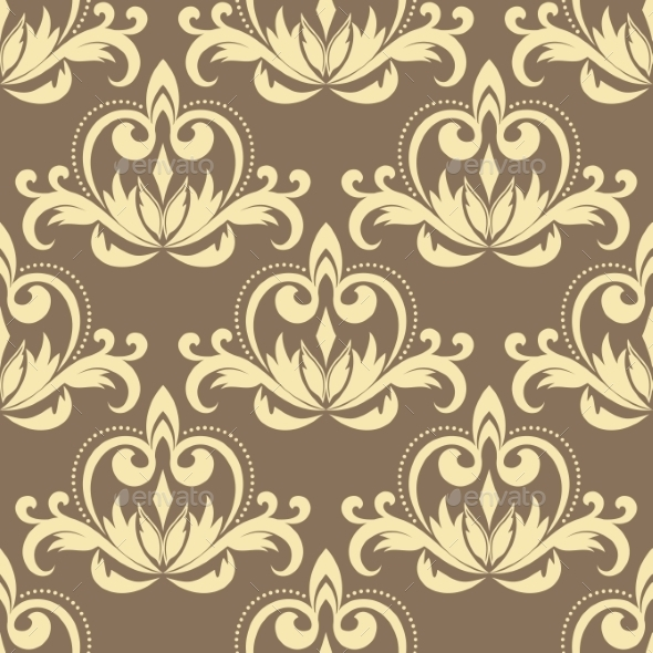 GraphicRiver Retro Seamless Pattern 9009705