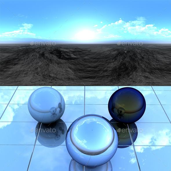 3DOcean Desert 162 9010262