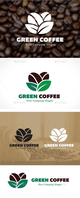 GraphicRiver Green Coffee 9010286