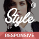 Responsive Multipurpose Magento Theme - Style - ThemeForest Item for Sale