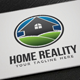 Home Reality Logo - GraphicRiver Item for Sale
