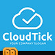 Cloud Tick - GraphicRiver Item for Sale