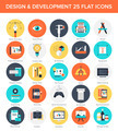 Design and Development Icons. - PhotoDune Item for Sale