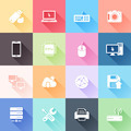 Technology icons - PhotoDune Item for Sale