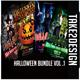 Halloween Flyer Bundle Vol1 - 4 in 1 - GraphicRiver Item for Sale