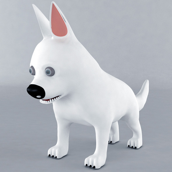 Dog - 3DOcean Item for Sale