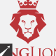 King Lion Logo Template - GraphicRiver Item for Sale