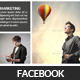 Corporate Business Marketing Facebook Timeline - GraphicRiver Item for Sale