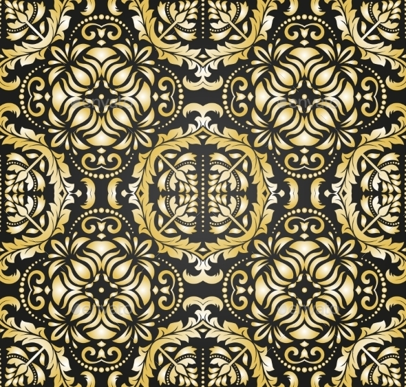 GraphicRiver Orient Seamless Vector Pattern 9013385