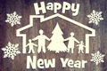 Happy family and New Year holiday - PhotoDune Item for Sale