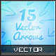 Vector Arrows Set - GraphicRiver Item for Sale