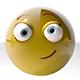 6 Emoticons - 3DOcean Item for Sale