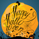 Halloween Night Pumpkin Sillouettes - GraphicRiver Item for Sale