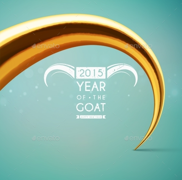 GraphicRiver Year of the Goat 9014421