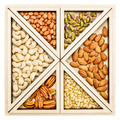 variety of nuts abstract - PhotoDune Item for Sale