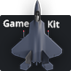 Top Down Flight Shooter Game Kit - GraphicRiver Item for Sale