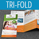 Multipurpose Business Tri-Fold Brochure Vol-28 - GraphicRiver Item for Sale