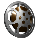 Film Reel - GraphicRiver Item for Sale