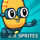 Scrolling Shooter Game Sprites #3 - GraphicRiver Item for Sale