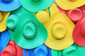Colorful hats background - PhotoDune Item for Sale