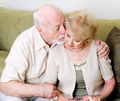 Affectionate Husband Consoling Wife - PhotoDune Item for Sale