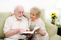 Senior Couple Adult Literacy - PhotoDune Item for Sale