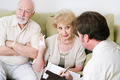 Couples Counseling - Seniors - PhotoDune Item for Sale
